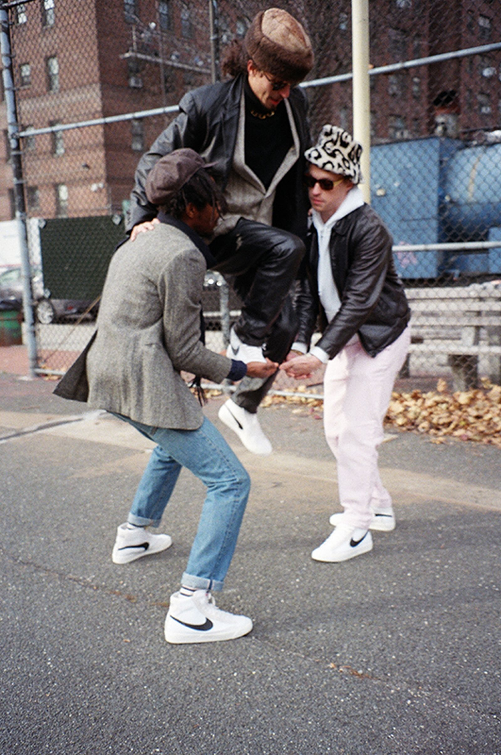 slam jam nike blazer mid class 1977 release date price 1