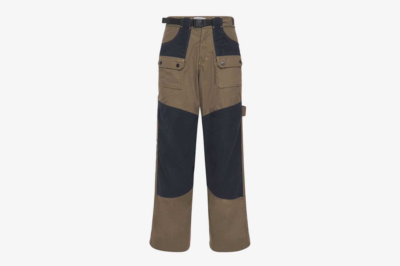 Double Mason Pants