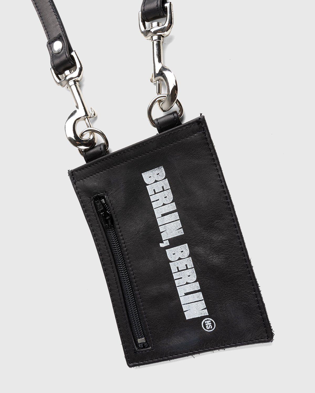 Highsnobiety x Butcherei Lindinger – Shoulderbag Black - Image 3