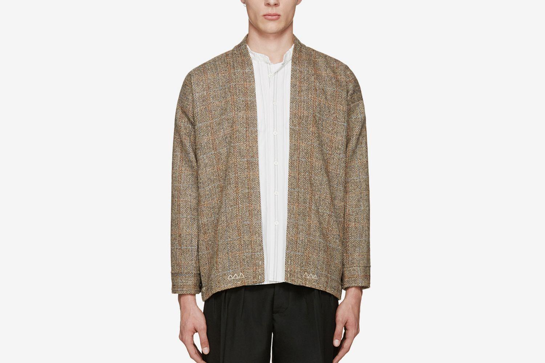 Tweed Sanjuro Jacket