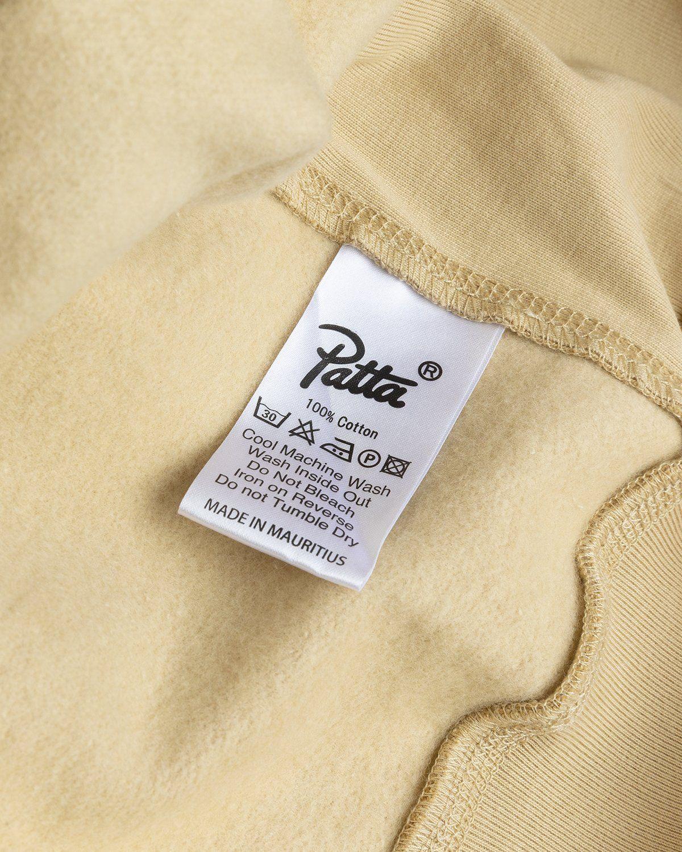 PATTA – Basic Hooded Sweater Khaki - Image 5