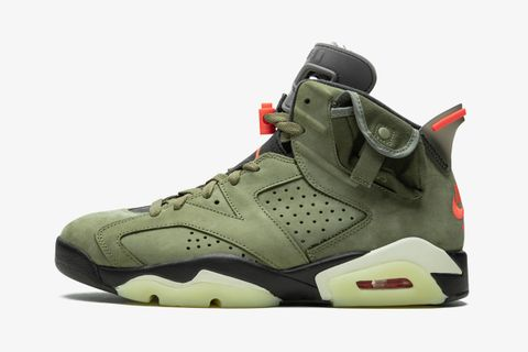 travis scott nike air jordan 6 release date price product StockX Travis Scott x Nike jordan brand