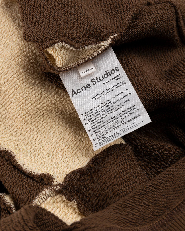 Acne Studios – Sweater Brown - Image 6