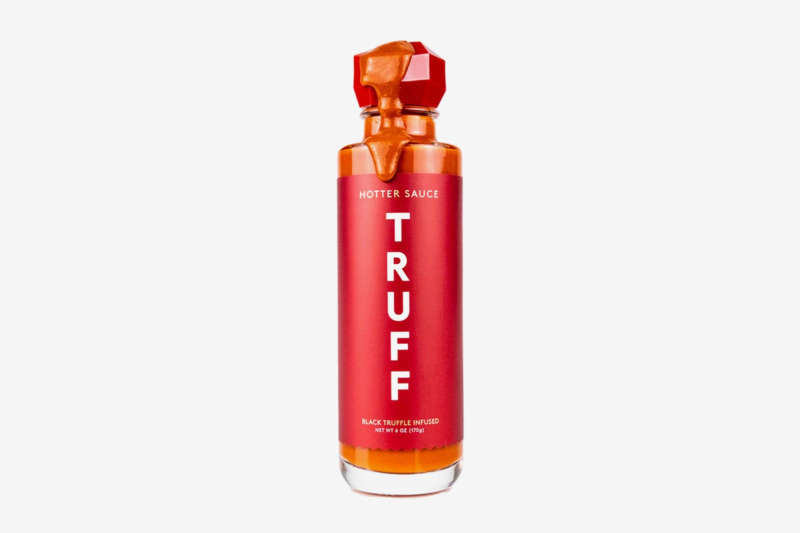 truff hot sauce red collaboration NTWRK