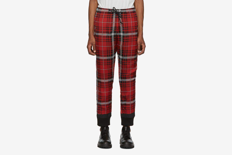 Silk Lounge Pants