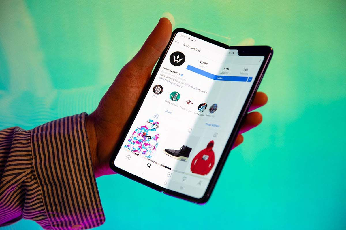 All Samsung Galaxy Fold Pre-Orders Canceled at Best Buy