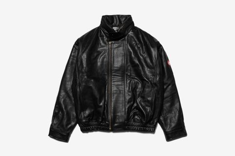 C.R Leather Jacket