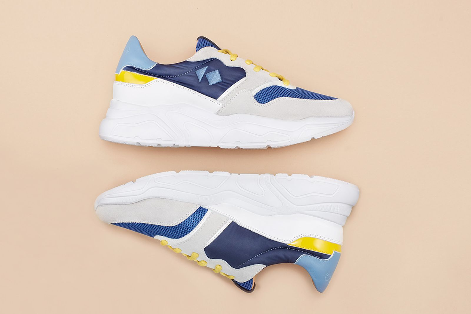koio avalanche blue yellow release date price