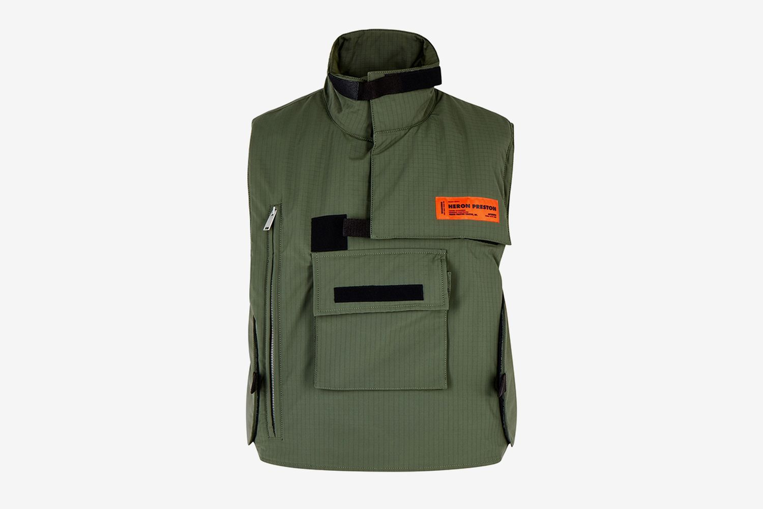 Ripstop Shell Gilet