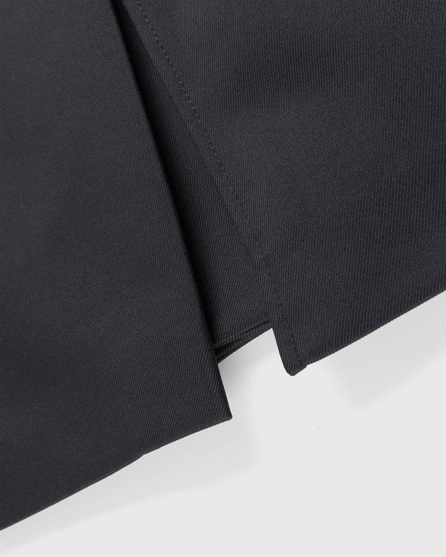 Maison Margiela – Memory Of Twill Coat Dark Grey - Image 6