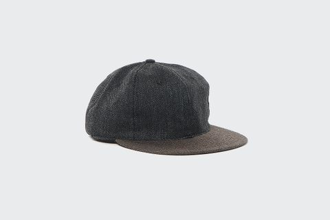Maple x Ebbets 2Tone Herringbone Cap