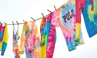Polo Ralph Lauren's Tie-Dye Collection Is a Trippy Departure From the Norm