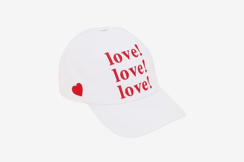 Love Printed Cap