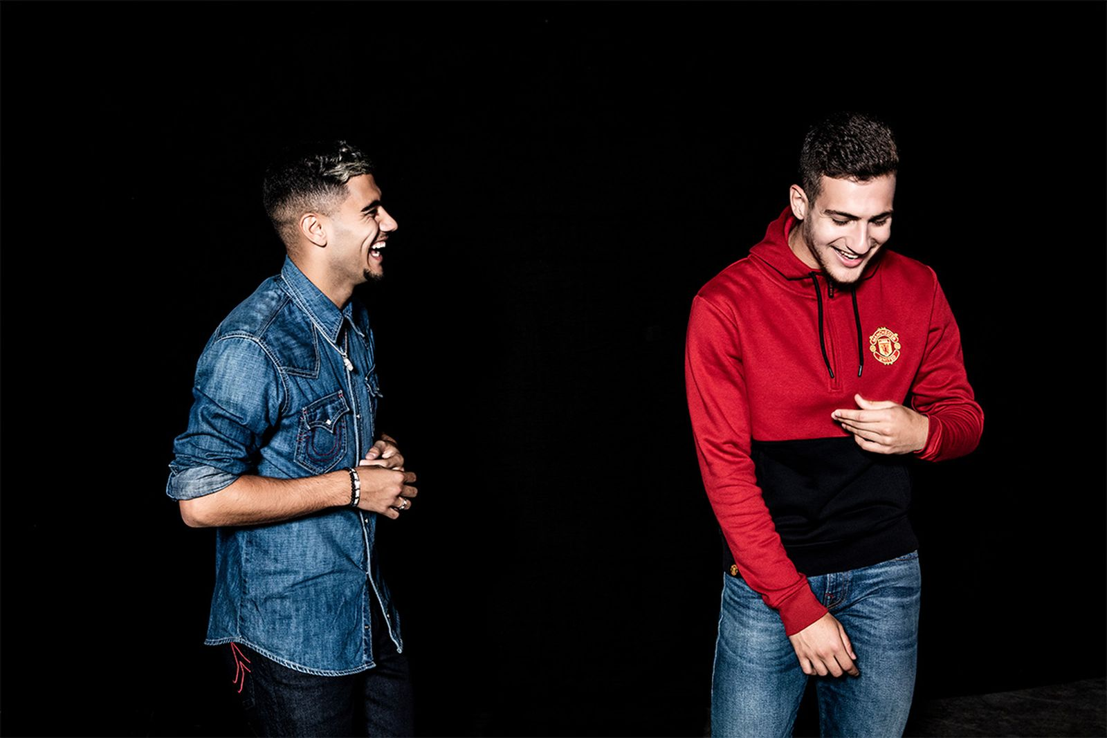 true religion manchester united collection