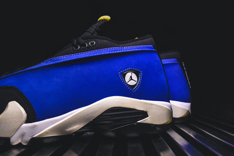 Air Jordan XIV Retro Low 'Laney'