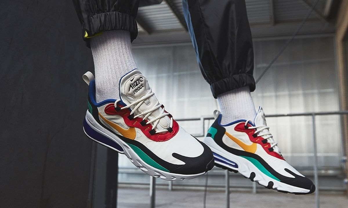 Nike Air Max 270 React & More Best Instagram Sneaker Photos