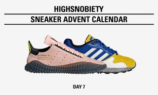 Win the 'Dragon Ball Z' x adidas Kamanda & Ultra Tech in Today's Highsnobiety Advent Calendar