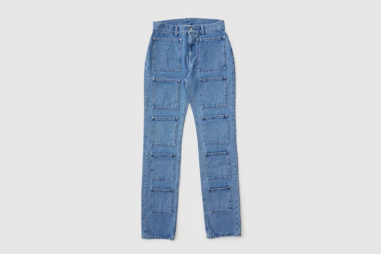 Multi Pocket Jeans