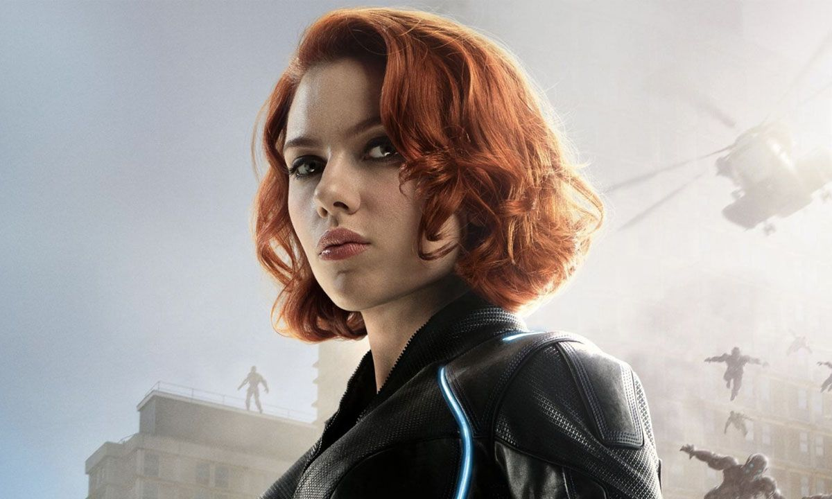 Marvel Unveils First Official Look at 'Black Widow' & Confirms Release Date
