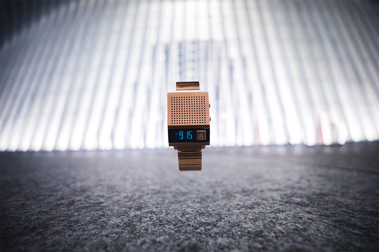 nixon dork too digital watches
