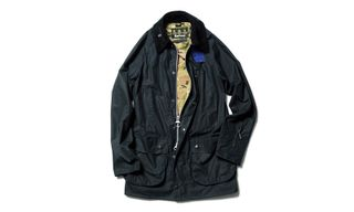 SOPHNET. Takes on Barbour's Classic Beaufort Jacket