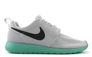 finest selection 1877a 73307 Nike Roshe Run Grey Teal   Highsnobiety