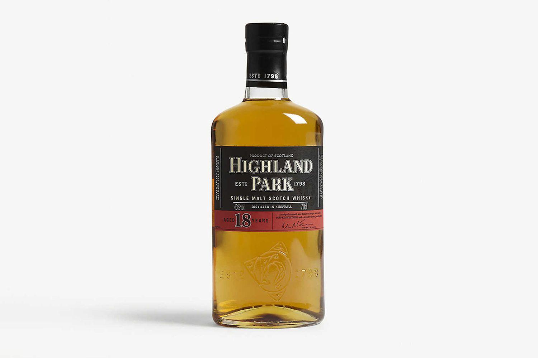 18 Year Old Single Malt Scotch Whisky