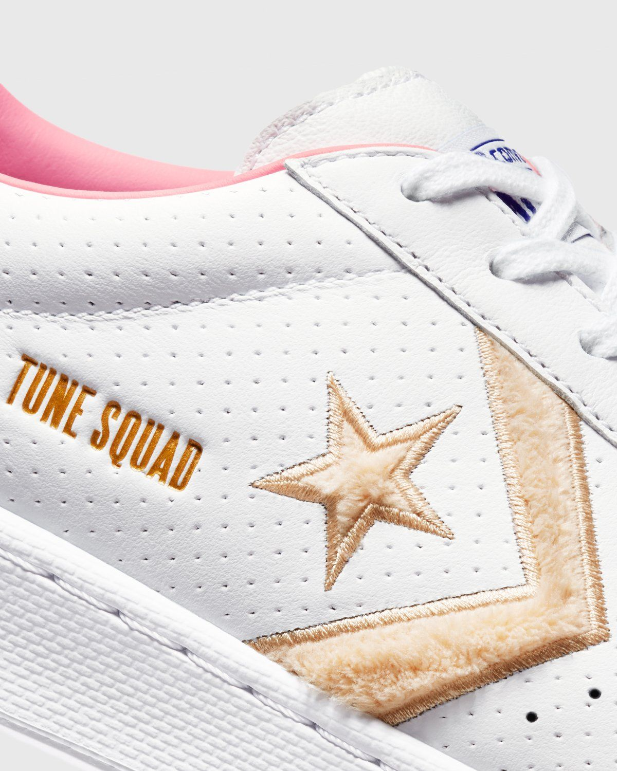Converse x Space Jam: A New Legacy – Pro Leather White - Image 7