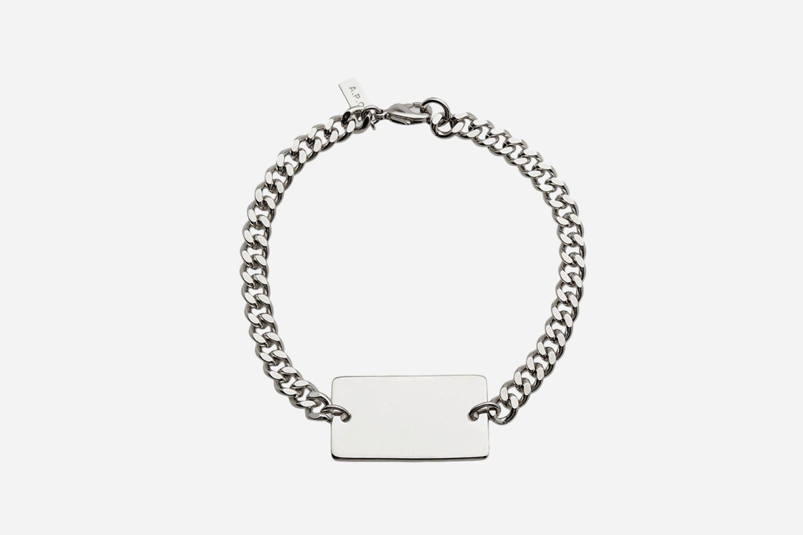 26 10 2017 apc lordbracelet silver meacc h70307 rab hh 1 Margiela Stüssy end