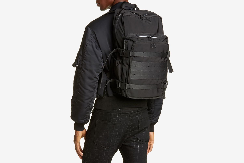 Nylon Camping Backpack