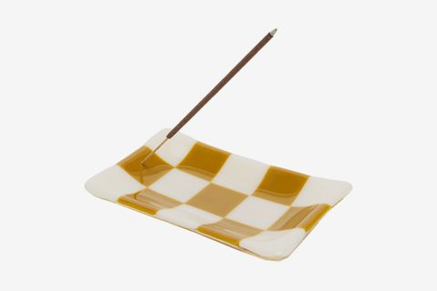 Glass Incense Tray