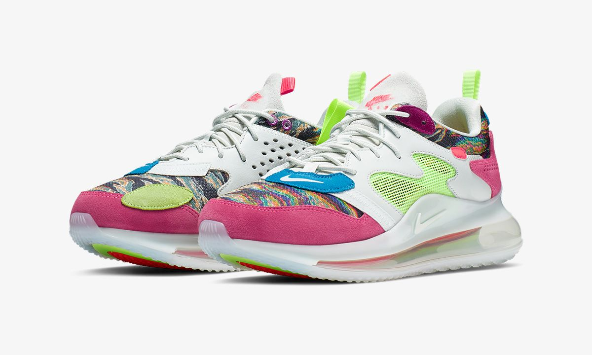 low priced 1c6a0 04005 OBJ x Nike Air Max 720: How & Where to Buy Tomorrow