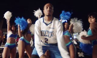 """Quavo Channels Michael Jordan in 'Space Jam'-Inspired """"How Bout That?"""" Video"""