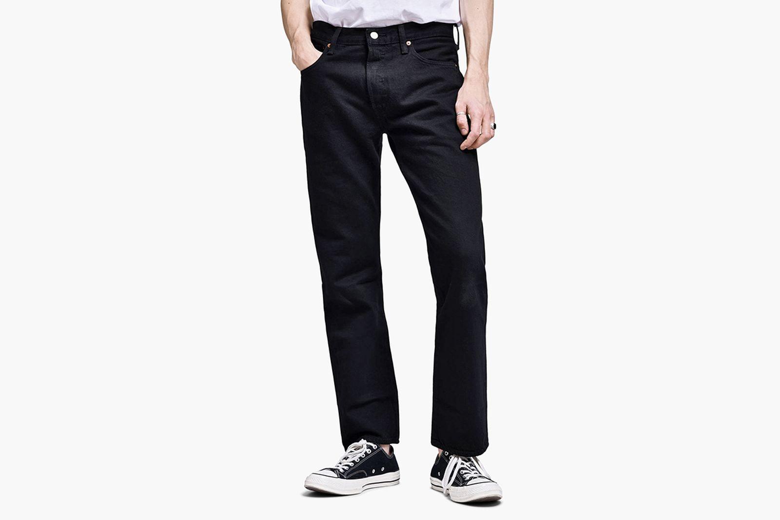 best black jeans main Acne Studios BDG Levi's