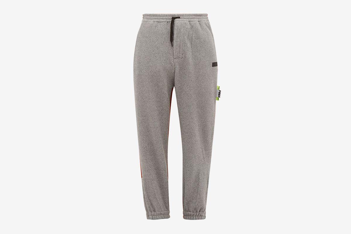 Bi Colour Fleece Track Pants