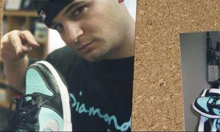 "Watch Nike's Mini-Doc on the History of the Nike SB ""Diamond"" Dunk"