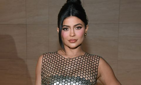 Kylie Jenner attends the Tom Ford AW20 Show