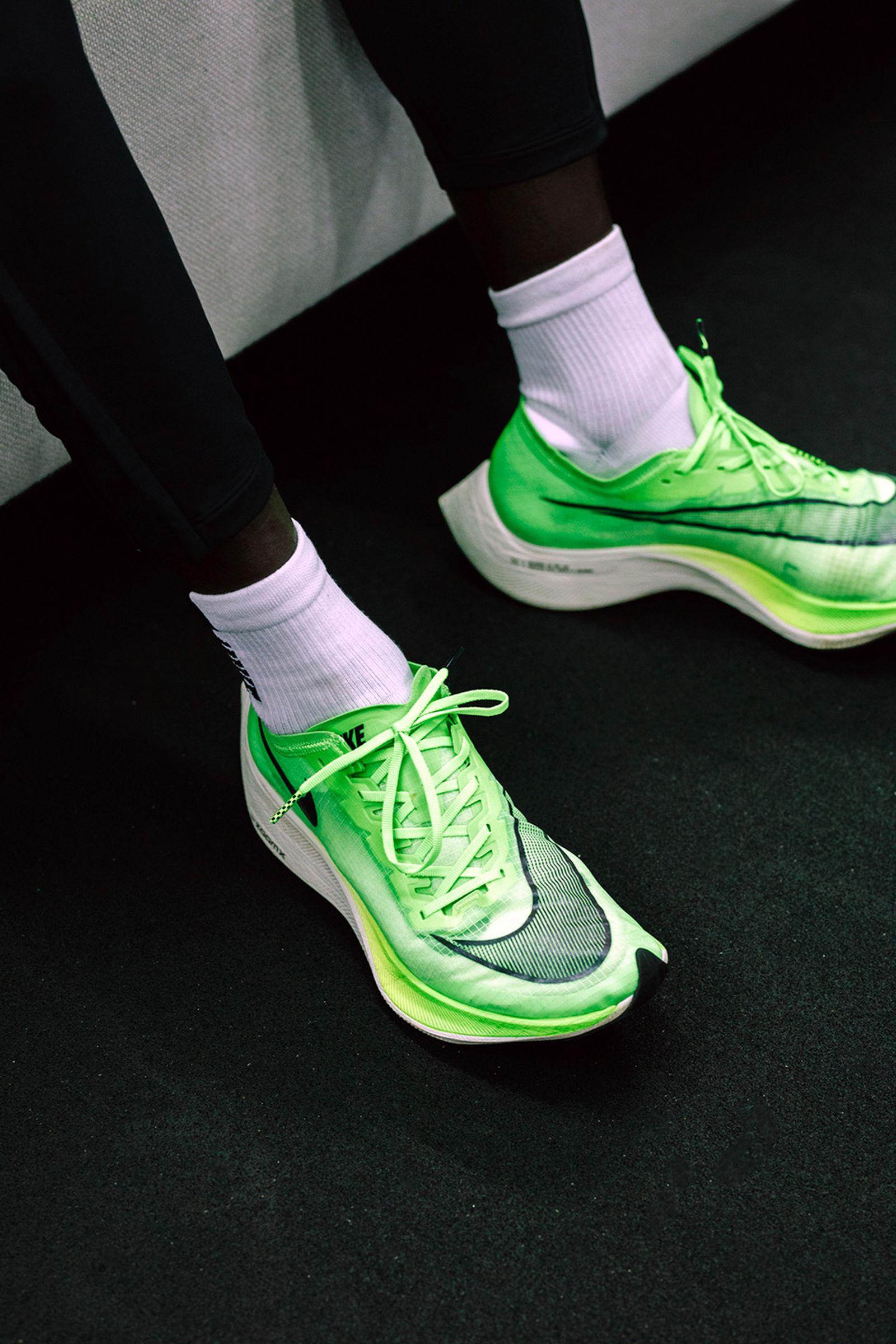 eliud kipchoge marathon future running nike running