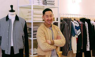 Masaya Kuroki Walks Us Through Maison Kitsuné's New NY Store