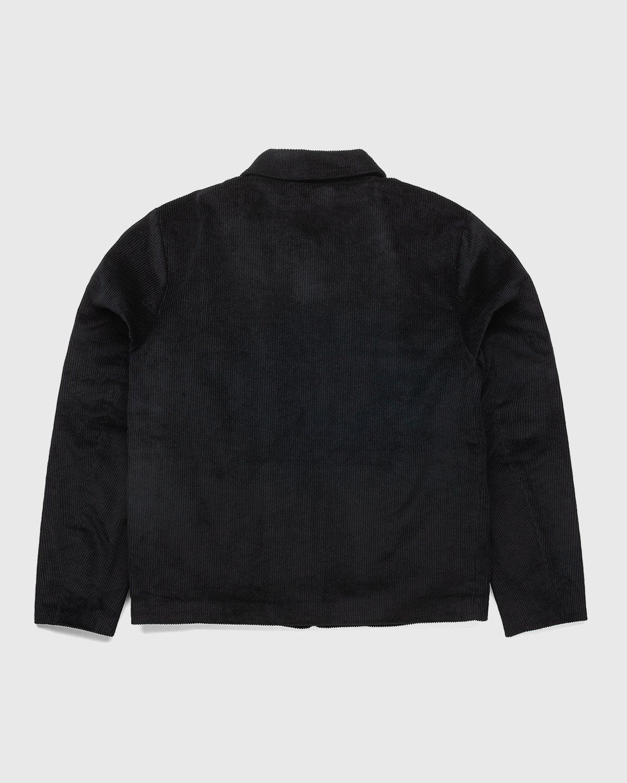 Winnie New York - Corduroy Hunting Jacket Black - Image 2