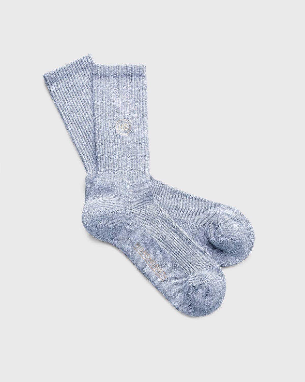 Highsnobiety — Socks Grey - Image 1
