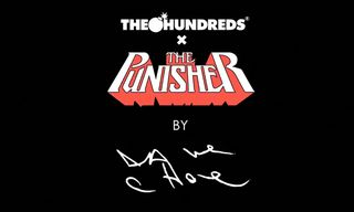 Video: The Hundreds x The Punisher by David Choe Teaser