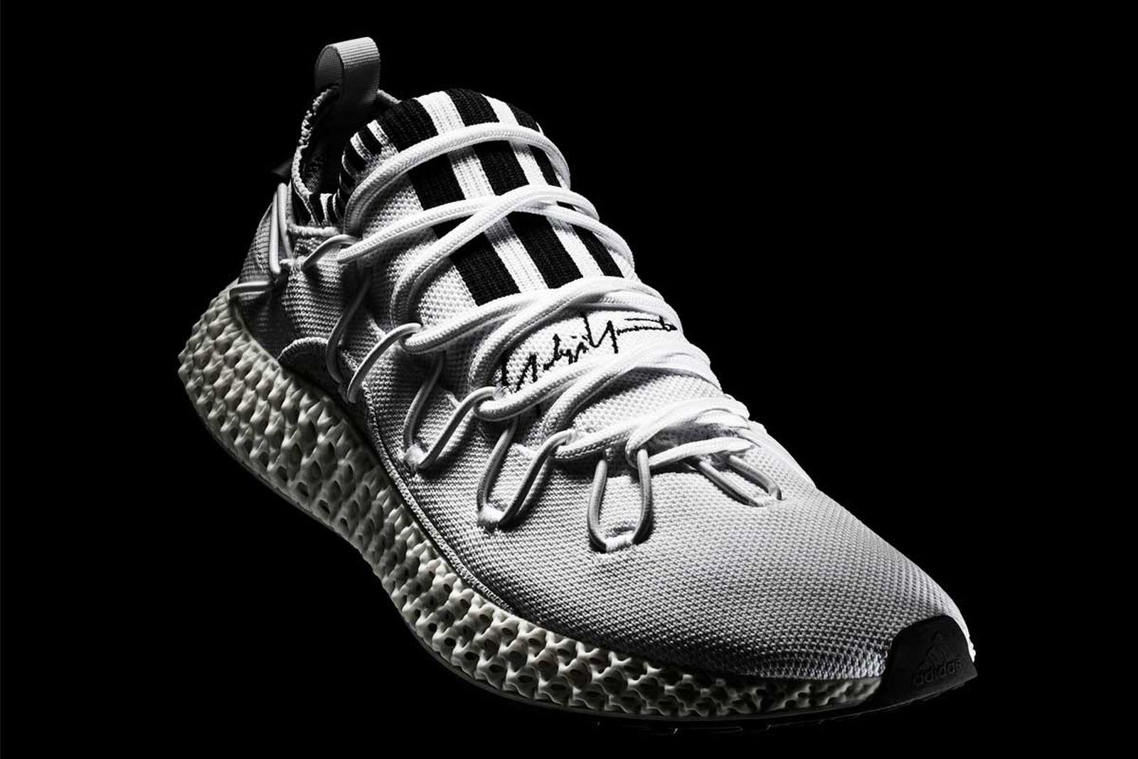 adidas y 3 4d runner bone white release date price y-3