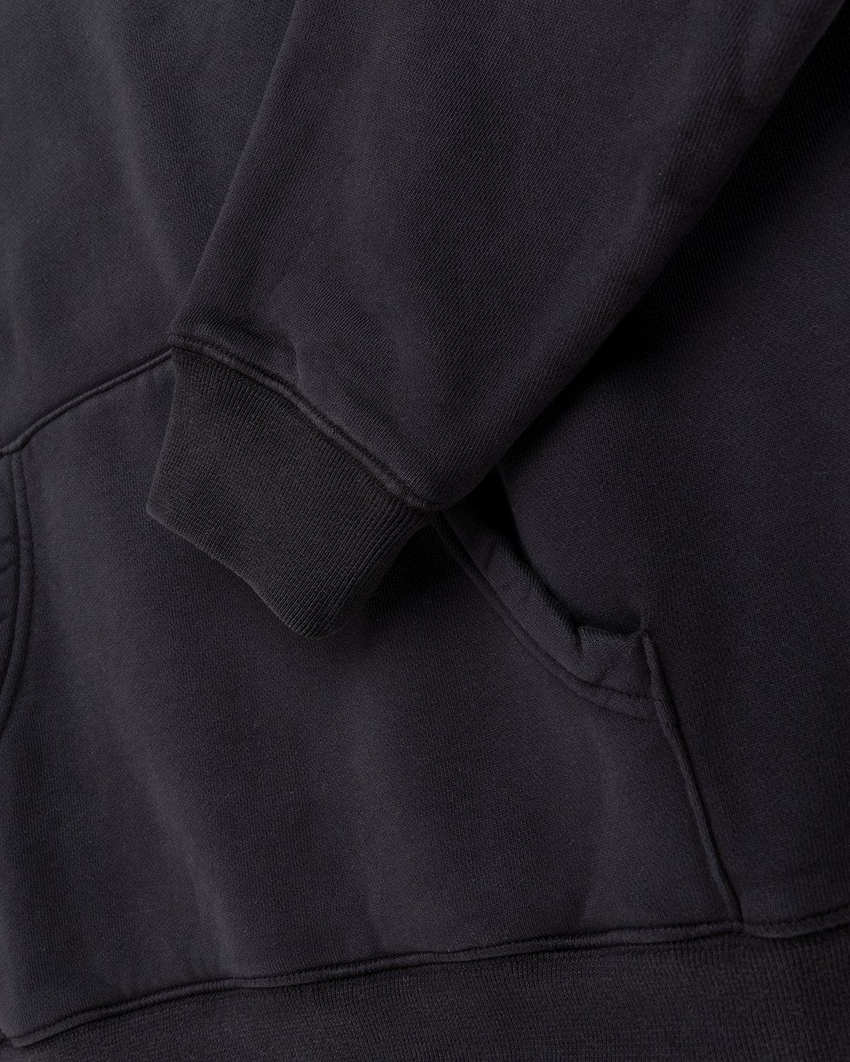 PATTA – This Or That Hooded Sweater Black - Image 4