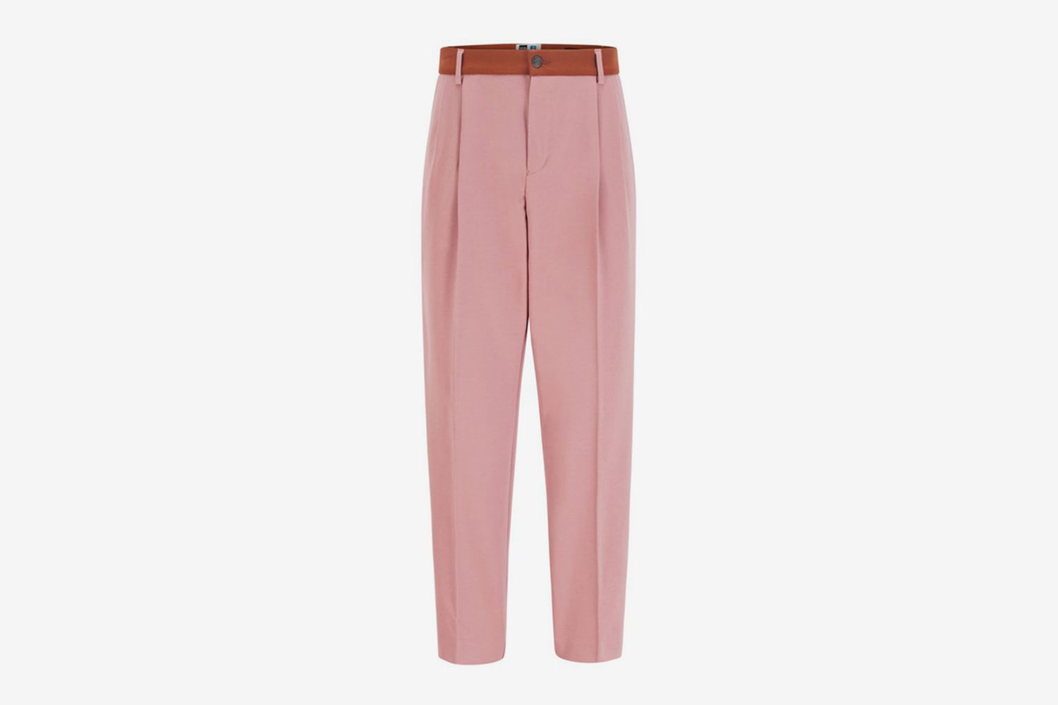 Tapered-Fit Pants