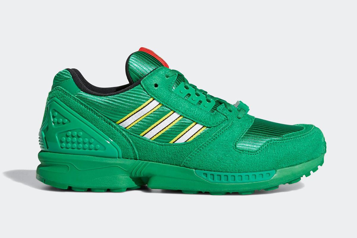 The New LEGO x adidas ZX 8000 & Other Sneakers Grabbing Our Attention 35