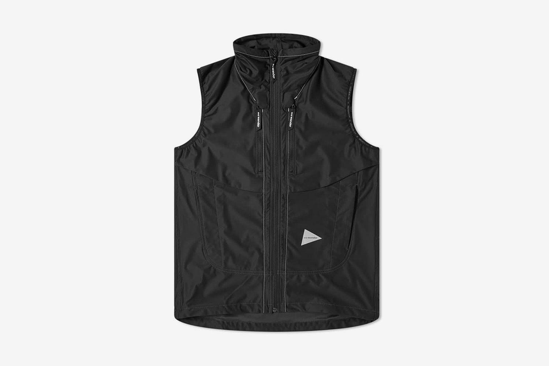 Raschel Ripstop Vest