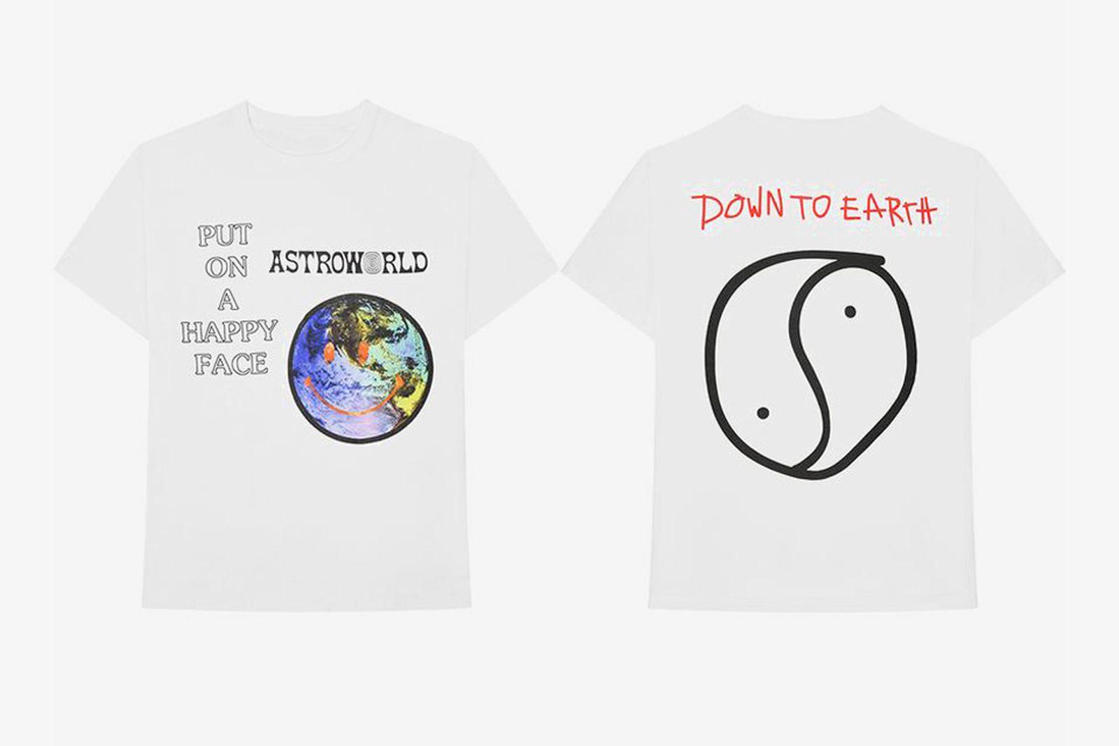 travis scott astroworld merch collection ASAP Ferg Merchandise brockhampton