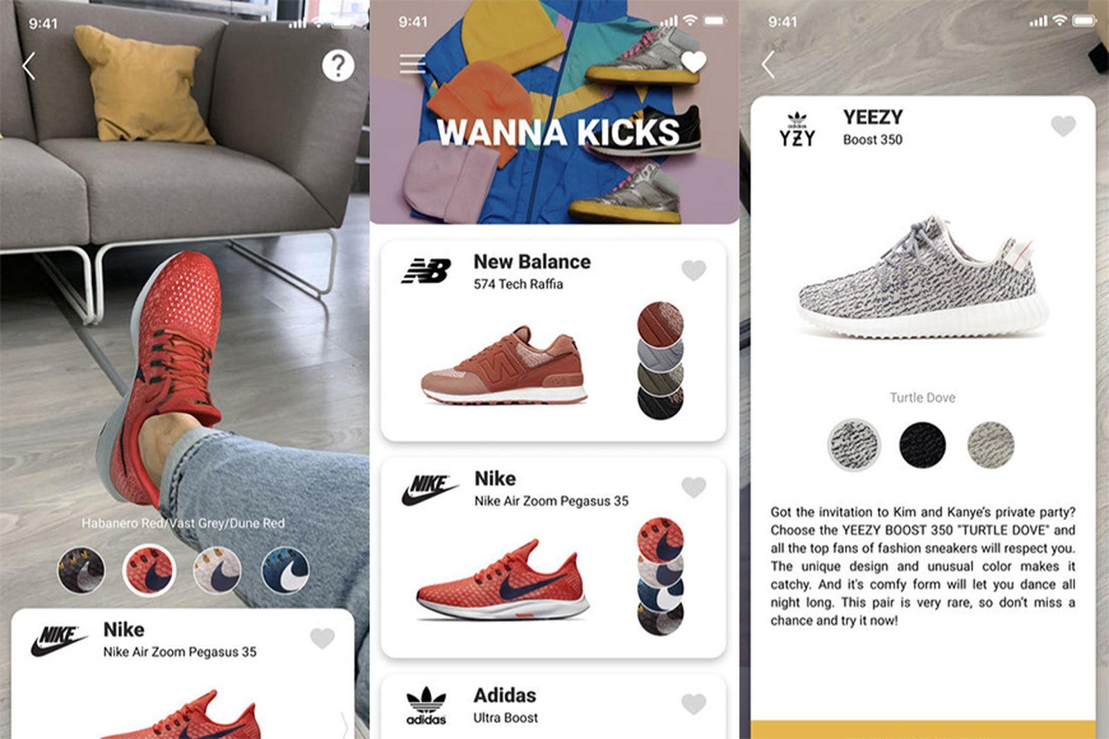 wanna kicks app