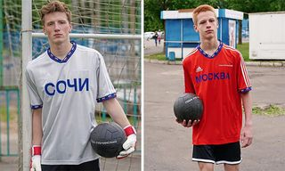 Gosha Rubchinskiy Teases adidas World Cup Capsule